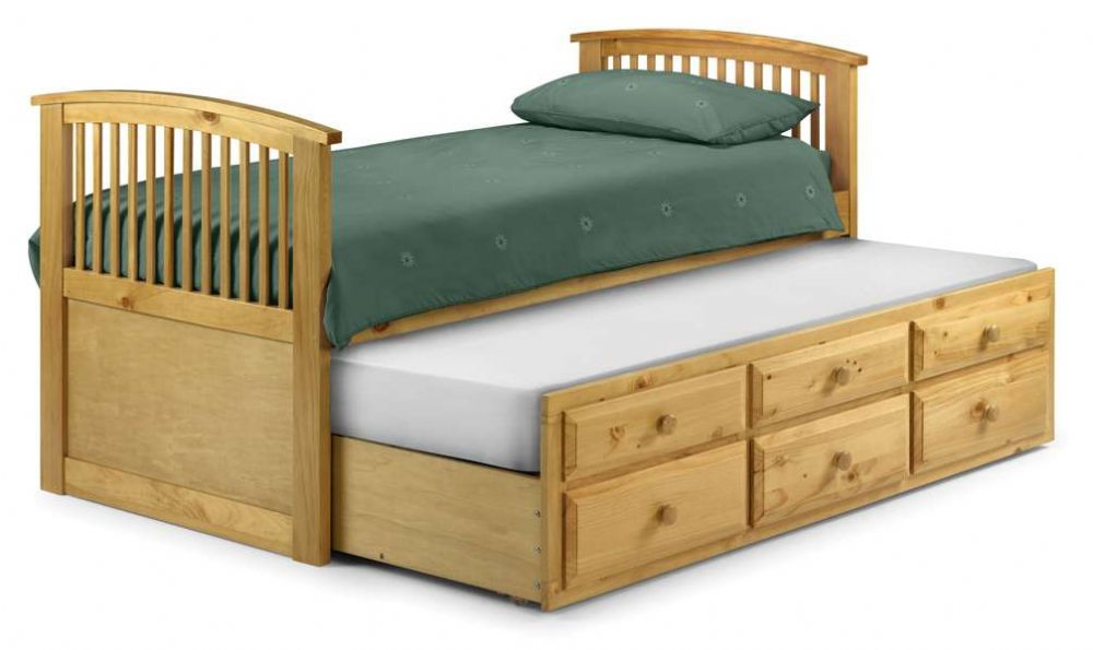 Horatio Pine Captain s Bed Sale Now Your Price Furniture