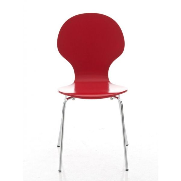 Kimberley Red & Chrome Dining Chairs Sale Now Your