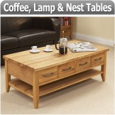 Coffee, Lamp & Nests of Tables