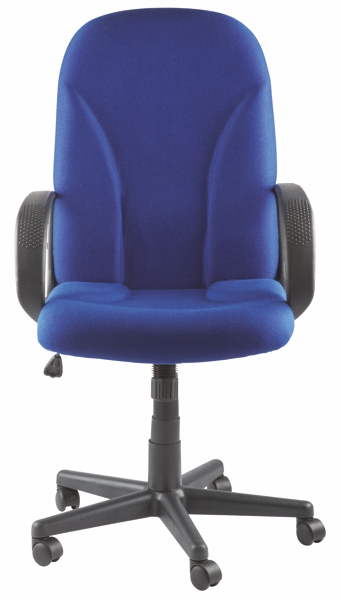 87 Office Furniture Store Boise Boise High Back Executive Fabric Office Chair Blue New